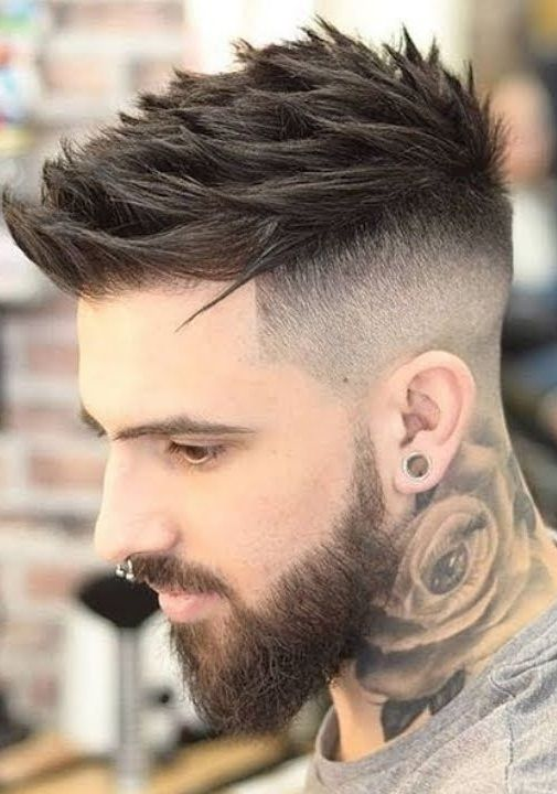 15 Trendy Short Stylish Haircuts For Men 2019 Pics Bucket Men Haircut Styles Cool Hairstyles For Men Faded Hair