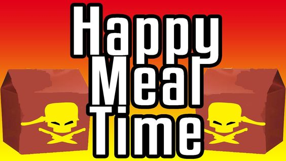 Happy Meal Time - Epic Meal Time