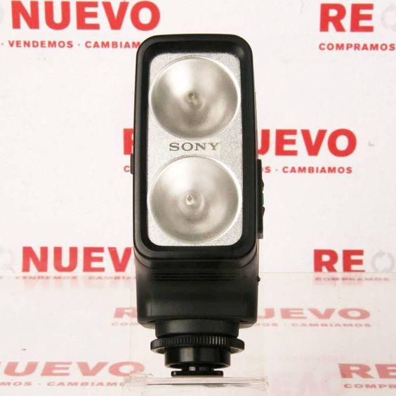 Antorcha SONY HVL-20DW2 de segunda mano E280534 | Tienda online de segunda mano en Barcelona Re-Nuevo