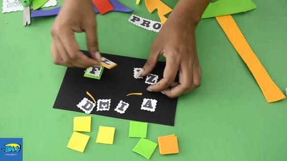tarjetas para el dia del maestro, feliz dia profe http://laescuelaviva.com manualidades dia del maestro : dia del maestro manualidades, manualidades para el ...