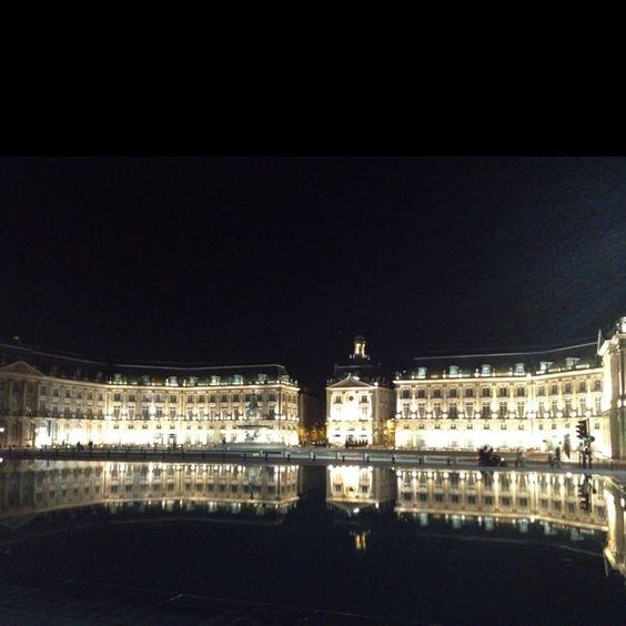 Place de la Bourse - Bordeaux