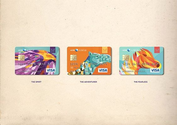 Cool Debit Card Designs Best Of 40 Creative And Beautiful Credit Card Designs Hongkiat Credit Card Design Debit Card Design Card Design
