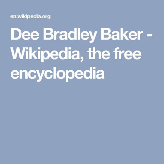 Dee Bradley Baker - Wikipedia, the free encyclopedia - SW