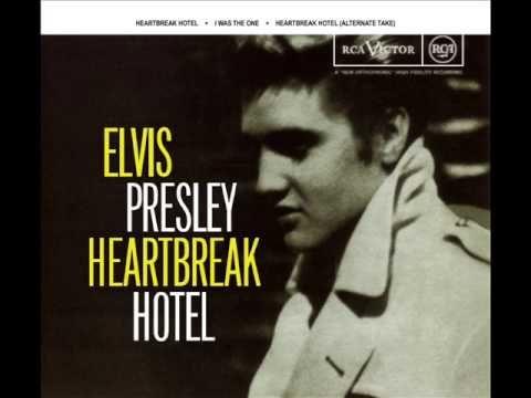 Elvis Presley - Heartbreak Hotel....my favorite Elvis song.