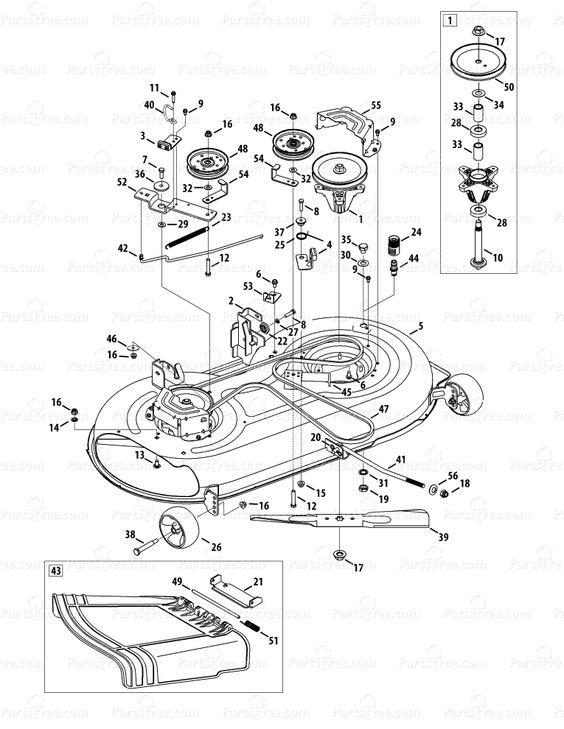 Troy Bilt 13av60kg011 Wiring Diagram • Wiring And Engine
