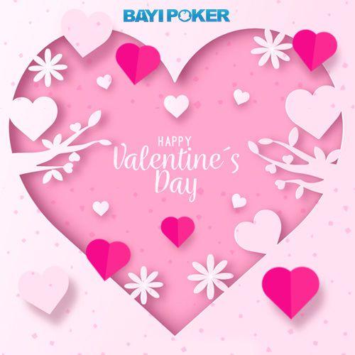 Hari Kasih Sayang 2020 In 2020 Valentines Happy Day Poker