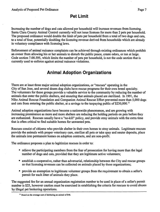 Proposal written by Ellen Dimond Technical Writing Legal - puppy sales contract