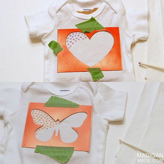 Explore Stenciled Baby, Simple Stenciled, and more!