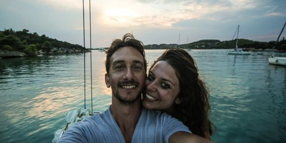 Dieses Paar schmiss alles hin, um die Welt zu bereisen #travel #reisen #weltreise