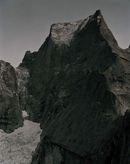 Piz Badile (Bergeller Alpen) 2008 #Northface #Nordwand (Foto: Olaf Unverzart)