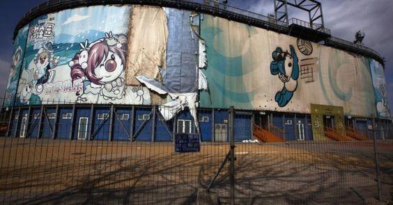 Top 16 des photos danciens sites olympiques abandonnés limportant cest de participer