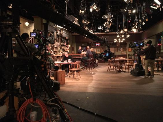 Horace and pete - Louis CK - Decorado de la serie