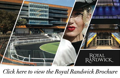 Raceday at Randwick - 18 October 2014