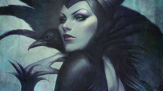 Maleficent Art Wallpaper