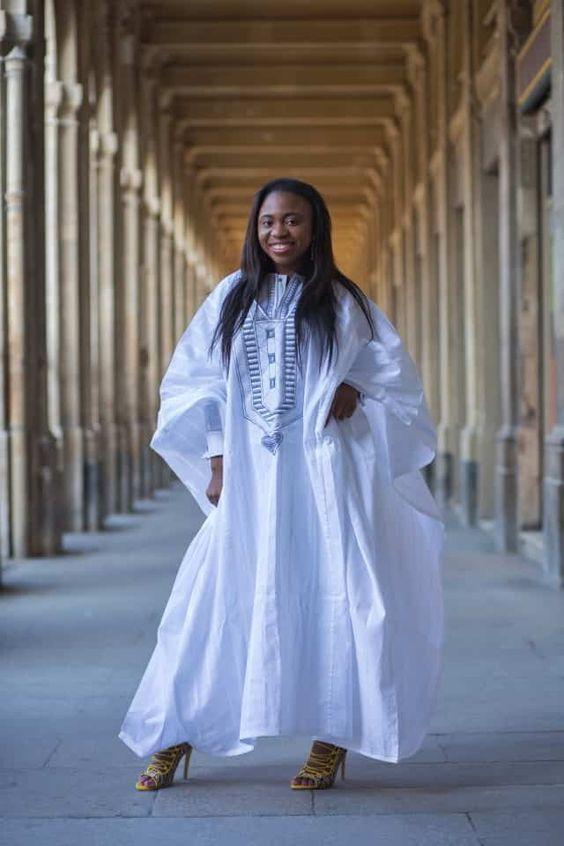 African Dashiki Gown
