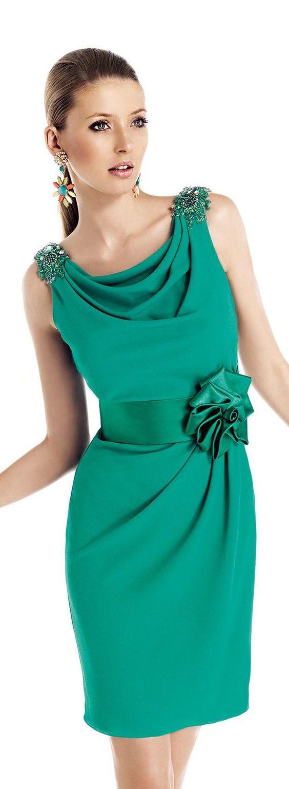 Pronovias 2015 Cocktail Dress Collection | Photo | Pinterest ...