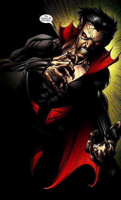 Morbius The Living Vampire Dr Michael Morbius Arte De Comics Superheroes Arte Dc Comics