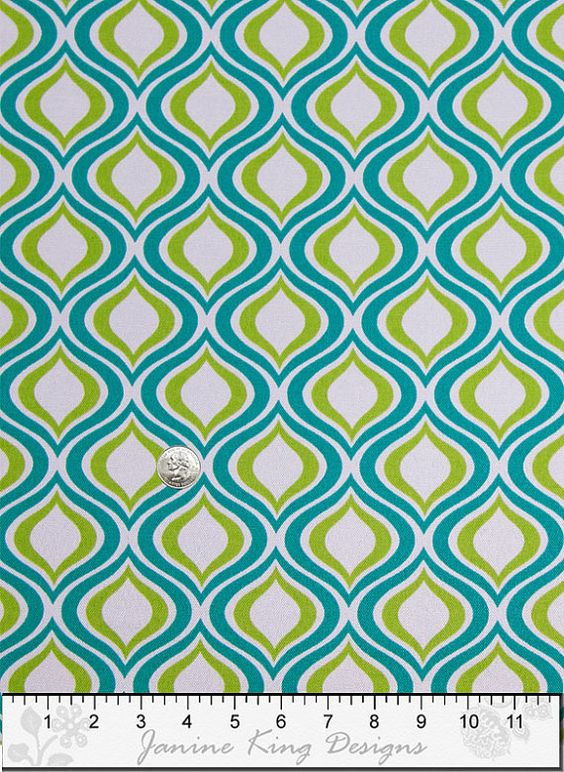 outdoor fabric by the yard richloom zinger peacock modern upholstery fabric drapery fabric blue green white