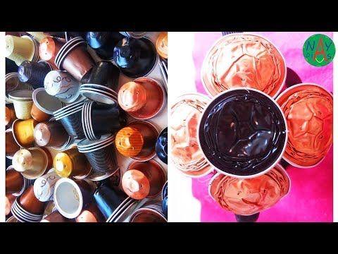 Saiba Como Reciclar Capsulas De Cafe Com As Dicas De Artesanato