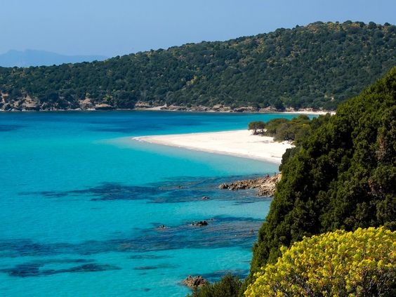 Spiaggia di Tuaredda, Sardegna