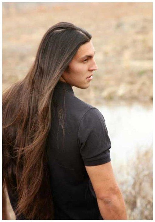 Discover These Long Hairstyles For Men That Are Low