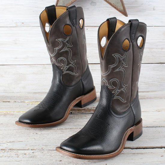 Boulet Men's Sporty Black Boots