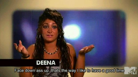 Jersey Shore Deena
