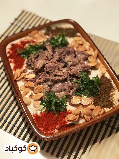 فتة روس بالصور من Rabaaderi Recipe Food Meat Beef