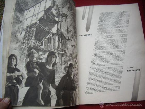 Coleccionismo de Revistas y Periódicos: Revista NOVA IBERIA, nº 2 Febrer 1937 dedicada por l'Honorable Conseller Primer Josep Tarradellas - Foto 16 -…