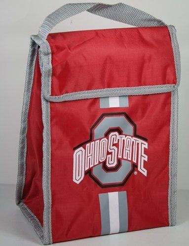 NCAA Ohio State Buckeyes Velcro Lunch Bag by Forever Collectibles. Save 75 Off!. $7.04. Ohio State Buckeyes Velcro Lunch Bag
