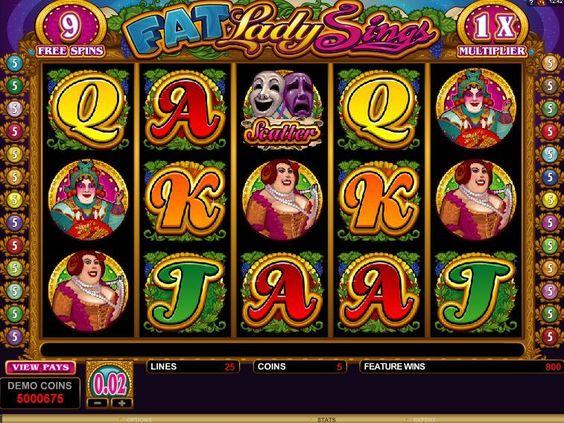 Drehe kostenlos Spielautomaten Spiel Fat Lady Sings - http://freeslots77.com/de/fat-lady-sings/