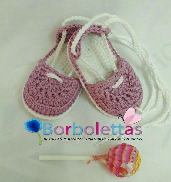 Detalles y regalos para bebés hechos a mano. España