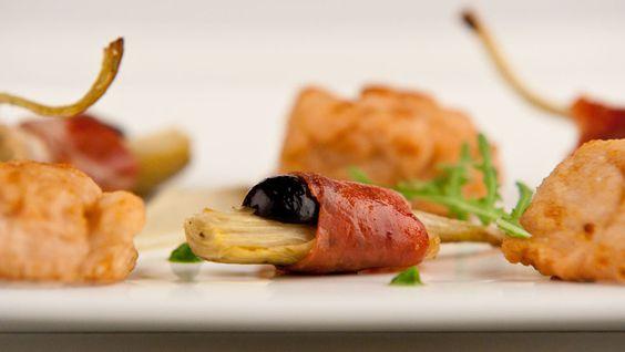 French Fine Dining Food Picture | La vita è bella