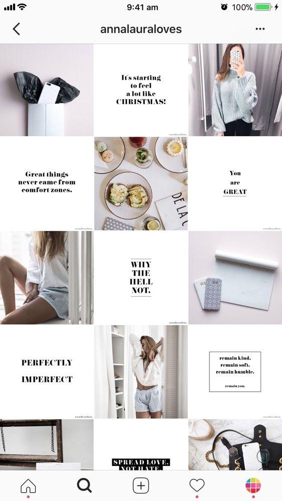 Organize Your Instagram Like A Boss Preview App Fenykepezesi