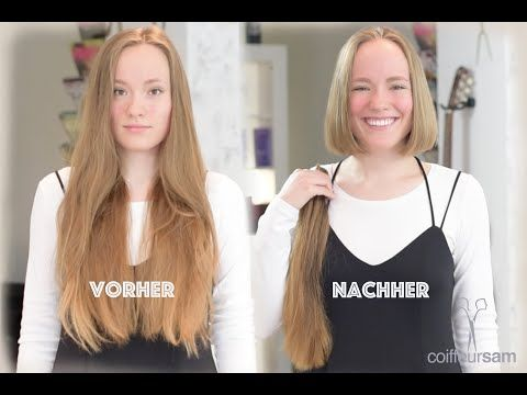 Umstyling Typveranderung Von Lang Auf Kurz Haircut Bob Friseur Berlin Youtube In 2020 Lange Kurze Haare Bob Frisur Kurze Haare Bob