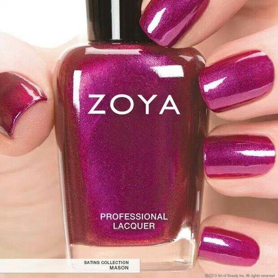 Zoya Polish in Mason, haven't tried it yet.  Very multidimensional.
