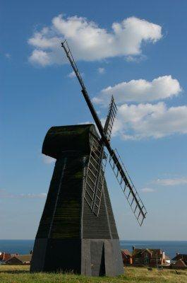Windmill in Rottingdean