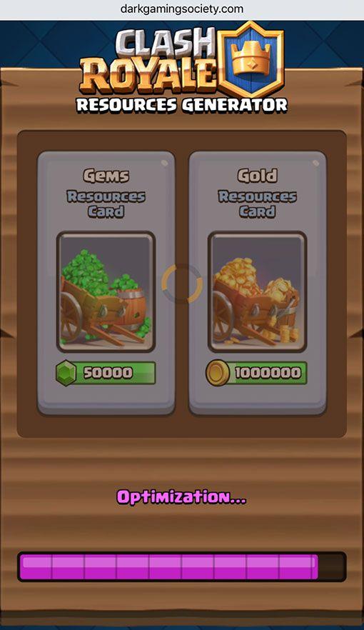 clash royale free gem generator no survey