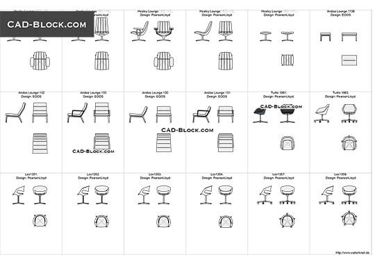 Pin On Court Dimison, Outdoor Seating Furniture Cad Blocks