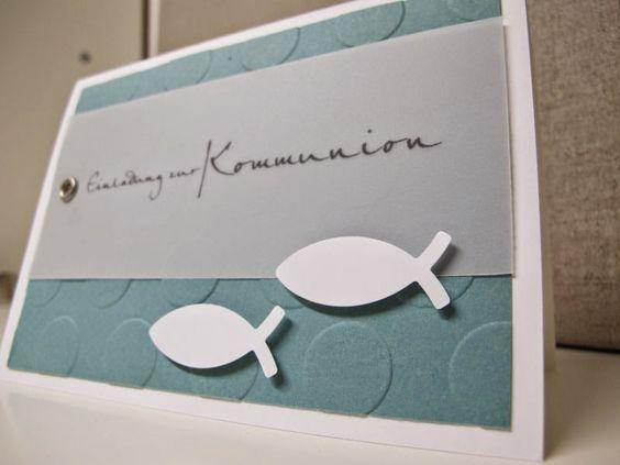 Meine Kommunionkartenentwürfe für dieses Jahr. Wenn Du auch noch Einladungskarten zur Kommunion benötigt, darfst Du dich gerne melden.     ...