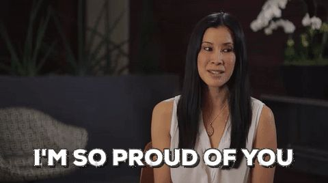 asian proud asian women asianwomen im proud lisa ling im so proud of you #humor #hilarious #funny #lol #rofl #lmao #memes #cute