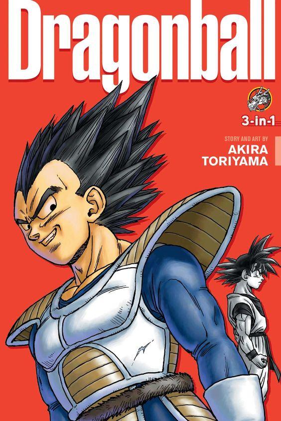 Dragon Ball (3-in-1 Edition), Vol. 7: Includes Vols. 19, 20 & 21: Akira Toriyama: 9781421564722: Amazon.com: Books