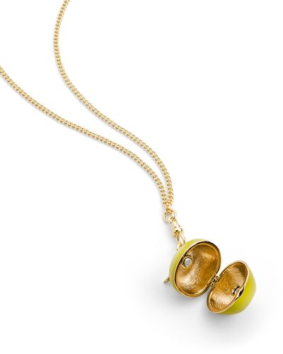 The Apple A Day Pendant by Jewelmint.com $29.99