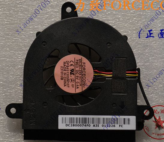 New Cpu Cooling Fan For Acer Aspire 5534 5538g Laptop Cpu Cooling Fan Cooler Dfs451305m10t F9c3 Computer Components Acer Aspire Acer
