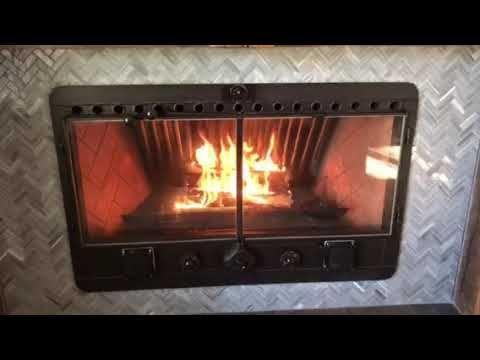 Fireback Fireplace Heat Exchanger, Cozy Grate Fireplace Heater Reviews