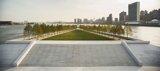 Gallery of Louis Kahn's Roosevelt Island Memorial in the Firing Line Over Accessibility Dispute - 1