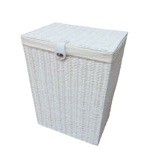 Laundry Bin Wayfair Basics Size Medium 49cm H X 38cm W X 25cm D