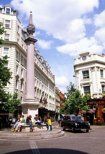 Seven Dials, City of Westminster, London. More of the best ...