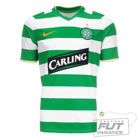 Camisa Nike Celtic Home 2010
