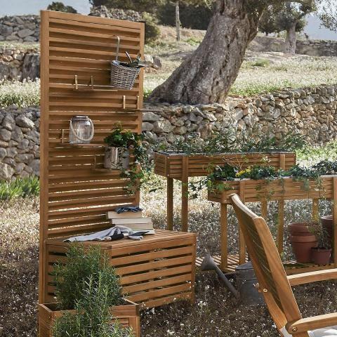 Gartenmobel Aus Holz Von Modern Bis Rustikal Living At Home Balkon Sichtschutz Diy Pergola Pergola Schatten